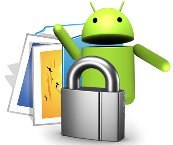 How to Create a Hidden Folder in Android