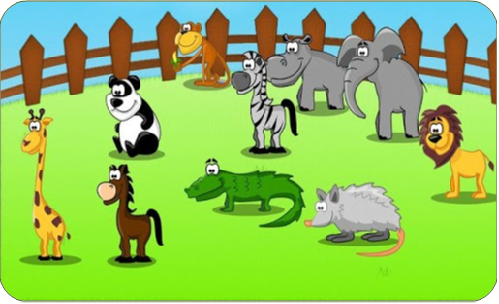 Animal Games for Kids on Android