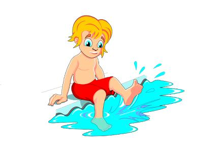 Learn swimming on Android