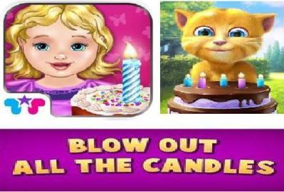 Enjoy Birthday Bash via Android Apps!