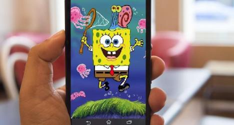 Enjoy Playing the Cool SpongeBob on Your Android