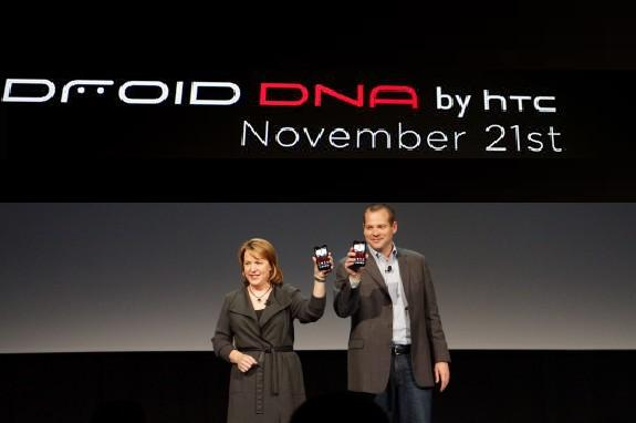 HTC announced Verizon Droid DNA release date and price
