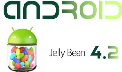 New features of Android 4.2 Jelly Bean