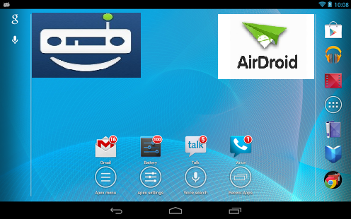 Top 2012 Android Apps