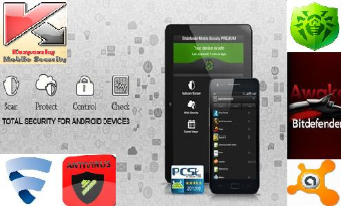Best Android Antivirus Applications