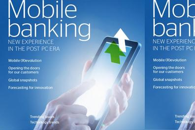 Enjoy easy mobile banking via Android apps