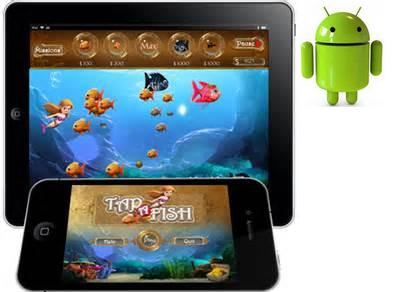 Happy Fishing via Android!