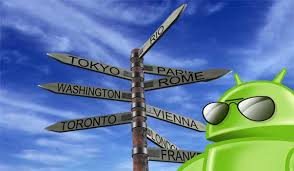 Travel Easily now with Smart Android Apps